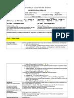 unit plan hirasuna biology reflection