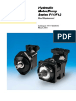 Parker VOAC F11-F12 Technical Document