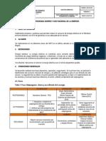Guía Subprograma Ahorro y Uso Eficiente de La Energía