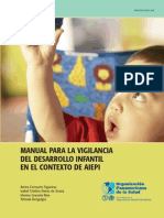 Desarrollo del niño integral