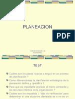Proceso Adm. - Planificacion