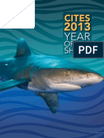 CITES 2013 Year of the Shark