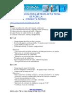 REHABILITACIÓN DESPUÉS DE LA ARTROPLASTIA TOTAL DE LA RODILL1.pdf