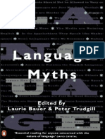 Laurie Bauer, Peter Trudgill Language Myths 1999