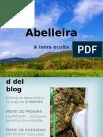 Abelleira como destino turístico (blog)