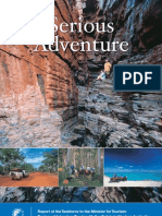 6889 - Review of Adventure Tourism Visitor Safety in WA