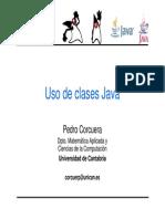 Java Clases