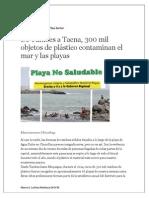 De Tumbes a Tacna