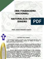 Naturaleza Del Dinero