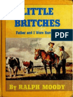 Little Britches - Father and I Were Ranchers by Ralph Moody