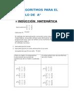 Algoritmos Para El Calculo de An