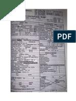 Data Sheet Bomba