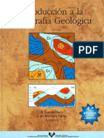 Introduccion a la Cartografia Geologica