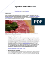 8 Makanan Super Pembentuk Otot And1