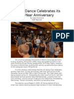 swing dance review article