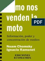 Cómo Nos Venden La Moto. Noam Chomsky.