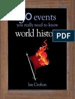 World History_ 50 Key Milestones You Really Need to Know - Ian Crofton.epub