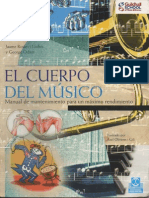 Cuerpo Del Músico - Jaume Rosset i Llobet