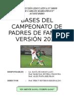 Bases Futbol