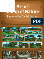 Stamp Of Nature -Art Of