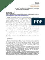 USINABILIDADE DE FERRO FUNDIDO AUSTEMPERADO E NODULAR PERLÍTICO EM FURAÇÃO