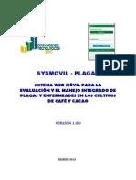 Manual SYSMOVIL - PLAGAS