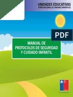 Manual de Protocolos de Seguridad y Cuidado Infantil