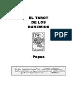 El Tarot de Los Bohemios de Papus 1
