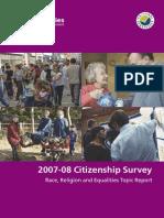 Citizenship Survey