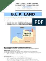 BLP LAND