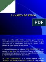 LAMINA DE RIEGO.ppt