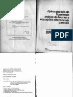 Análise de Fourier e Equações Diferenciais Parciais - Djairo Guedes de Figueiredo
