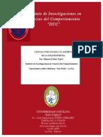 Universidad Catolica Lic. Bejarano Musica
