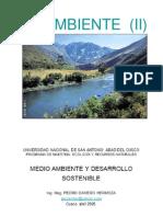 Medio Ambiente y Desarrollo Sostenible 3