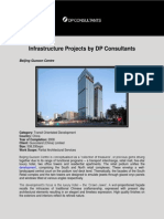Infrastructure Projects by DP Consultants