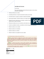 Archivos de Base de Datos de Access Mayler