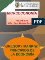 Principios de La Economia
