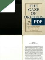 The Gaze of Orpheus