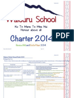 Charter Review Mid and End 2014