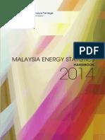 Malaysia Energy Statistics Handbook 2014