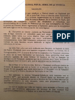 Ascenso Meditacional en El Arbol de La Vivencia 61-80