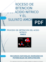 Obtencion Del Sulfato de Amonio Diapo 2014