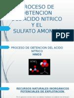 Obtencion Del Sulfato de Amonio Diapo 2014