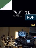 panasonic varicam35