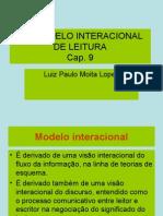 Um Modelo Interacional de Leitura