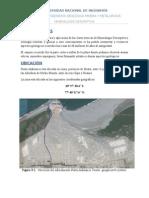 Punta Atahuanca Geología