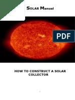 2009 Manual Solar Collectors.doc