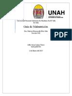Guía de Estudio de Malnutrición