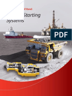 Ingersoll Rand Engine Starting Systems Catalog by Zampini Industrial Group