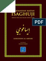 Terjemahan Matan Isaghuji - Preview